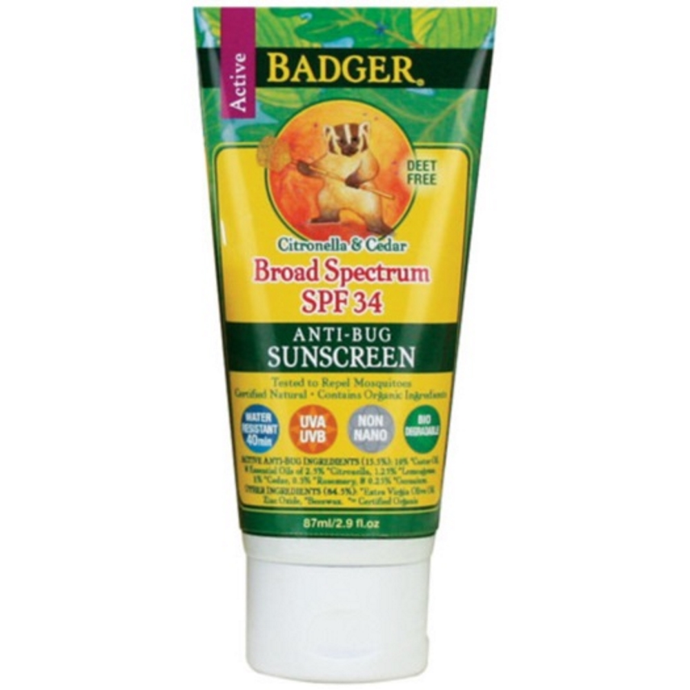 Health Safety Buds Everyday Organic Infant Massage Oil 100ml Badger Anti Bug Sunscreen Spf34 Rm 12090 Save 10 10880