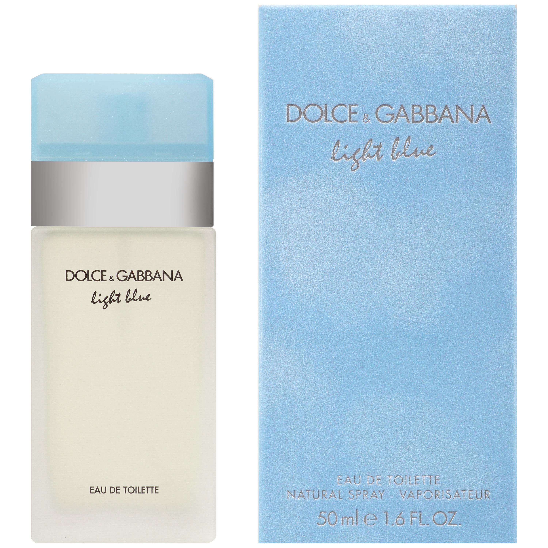 dolce gabbana light blue eau de toilette 50ml appasia. Black Bedroom Furniture Sets. Home Design Ideas