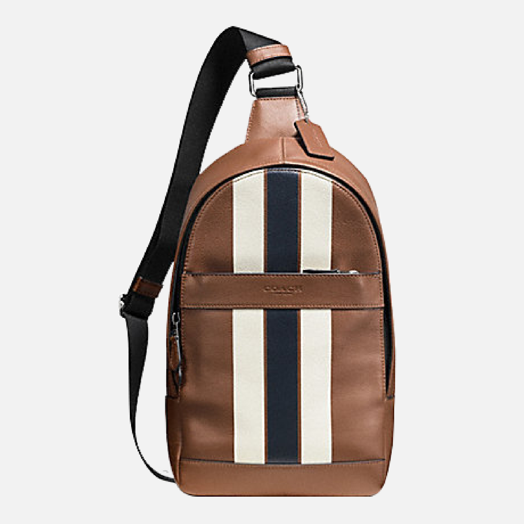 Coach mens mini backpack